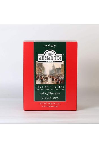 Ahmad Ceylon OPA Loose Tea Carton 454g