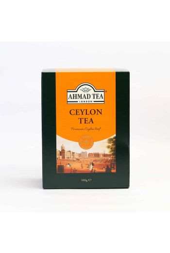 Ahmad Ceylon Tea Loose Tea Carton 500g