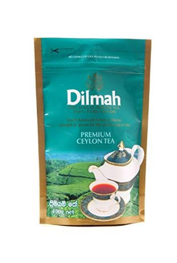 Dilmah Strong Leaf Tea (Dust) 400g