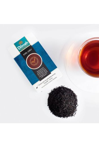Dilmah Earl Grey Tea 125g leaf tea