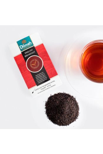 Dilmah English Breakfast 125g leaf tea