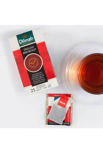 Dilmah English Breakfast 25 teabags