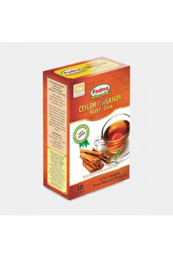Fadna Ceylon Cinnamon Herbal Tea 10 bags