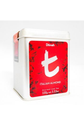 Dilmah Italian Almond 100g Tea Leaf