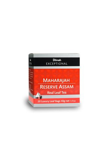 Dilmah Maharajah Reserve Assam 20 Luxury Tea Bags