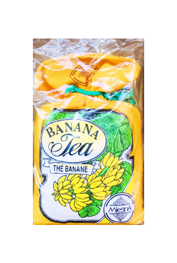 Mlesna Banana Tea Cloth Pouch 50g