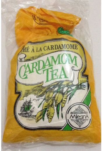 Mlesna Cardamom Tea Cloth Pouch 50g