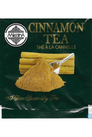 Mlesna Cinnamon Tea Cloth Pouch 50g