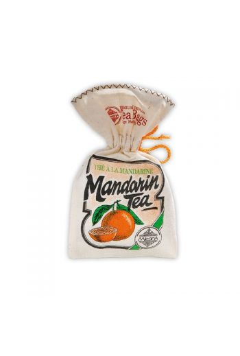 Mlesna Mandarin Tea Cloth Pouch 50g