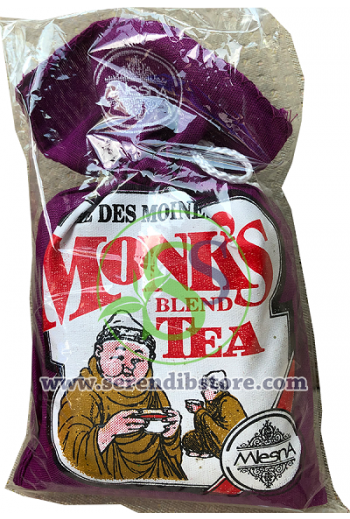 Mlesna Monk's Blend Tea Cloth Pouch 50g