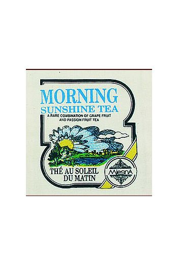 Mlesna Morning Sunshine Tea Cloth Pouch 50g