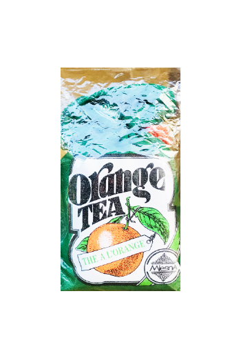Mlesna Orange Tea Cloth Pouch 50g