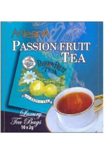Mlesna Passion Fruit Tea Bags 20 Pack