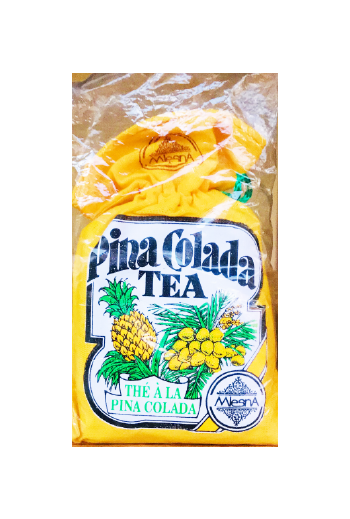 Mlesna Pina Colada Tea Cloth Pouch 50g