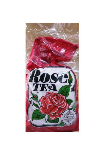 Mlesna Rose Tea Cloth Pouch 50g