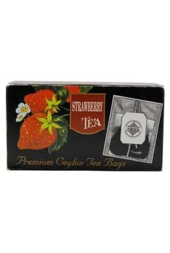 Mlesna Strawberry Tea Bags 20 Pack