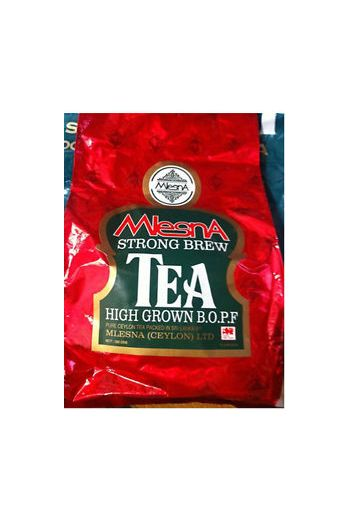 Mlesna Strong Brew BOPF Leaf Tea Poly Pack 500g