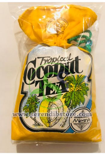 Mlesna Tropical Coconut Tea Cloth Pouch 50g