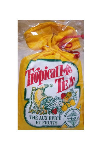 Mlesna Tropical Fire Tea Cloth Pouch 50g