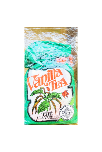 Mlesna Vanilla Tea Cloth Pouch 50g
