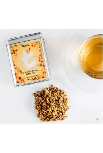 Dilmah Pure Chamomile Flowers 42g Tea Leaf