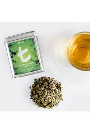 Dilmah Pure Peppermint 100g Tea Leaf