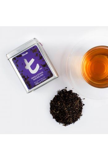 Dilmah Single Estate Darjeeling t-Leaf VSRT