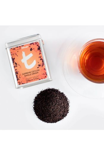 Dilmah Supreme Ceylon Single Origin 100g Tea Leaf